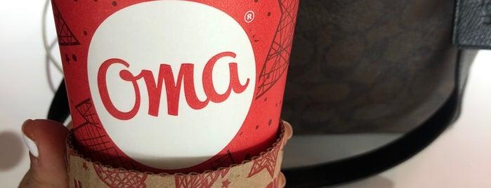 Café Oma is one of Lieux qui ont plu à Irlys.