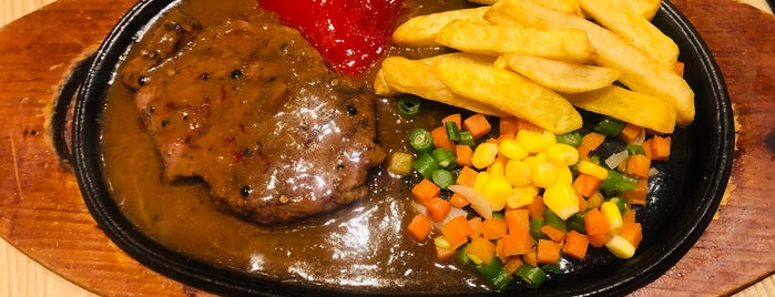 Fiesta Steak is one of favorite-cafe&Resto.