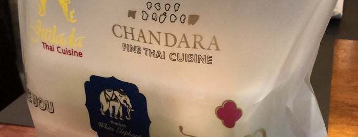 Thai I Love You is one of Jkt resto.