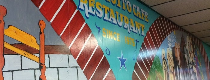 El Taquito is one of best tex-mex in dallas.