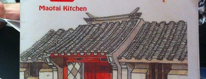 Maotai Kitchen 農家大院 is one of Lieux sauvegardés par Damon.