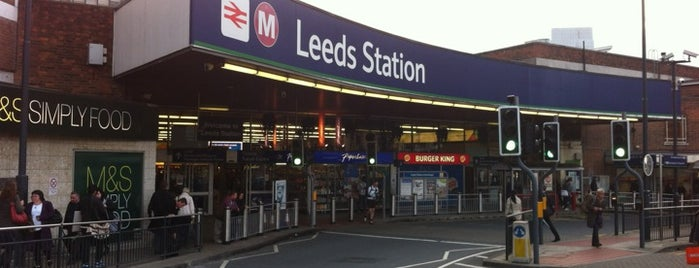 Leeds Railway Station (LDS) is one of Sad life of train travel.