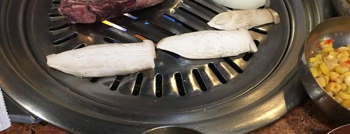Maru Korean Restaurant is one of Alexander : понравившиеся места.