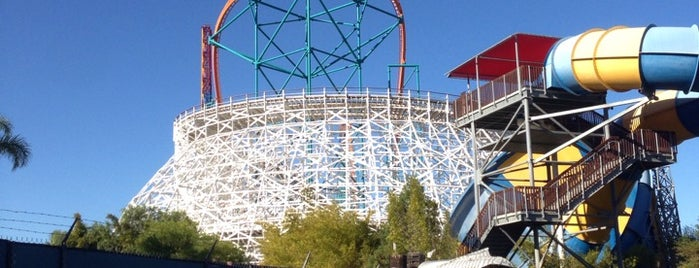 Six Flags Magic Mountain is one of Alexander's Liked Places.
