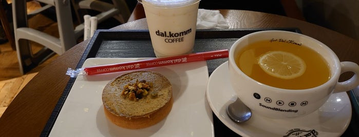 Dal.komm Coffee is one of Wishlist.