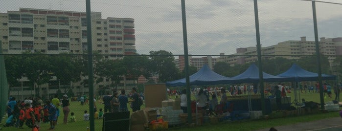 Punggol Community Club is one of Orte, die Pushkar gefallen.