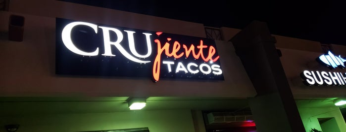 Crujiente Tacos is one of Phoenix.