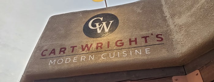 Cartwright's is one of Date spots.