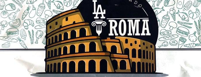 Mercado La Roma is one of A futuro.