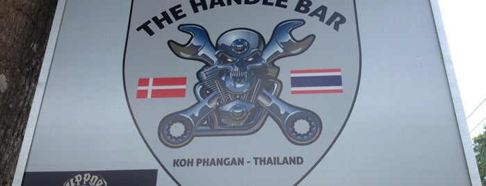 The Handle Bar is one of Uldarさんのお気に入りスポット.