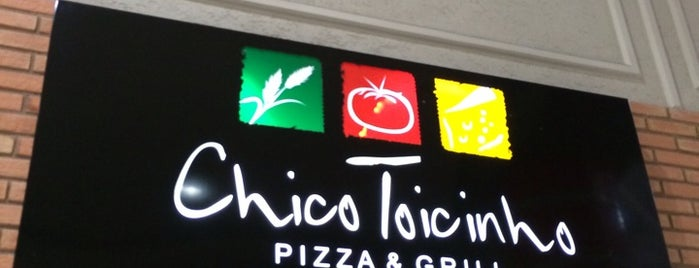 Chico Toicinho is one of pizza.