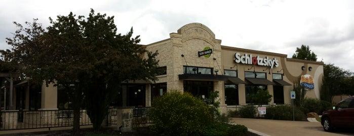 Schlotzsky's is one of ATX American Eats.