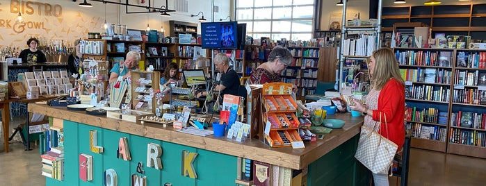 Lark & Owl Booksellers is one of Austin.