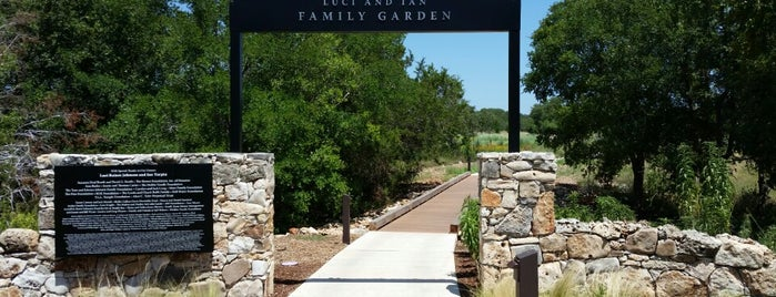 Lady Bird Johnson Wildflower Center is one of Must Visit - Austin.