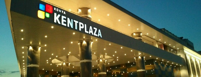 Kentplaza is one of Lieux qui ont plu à Esra.