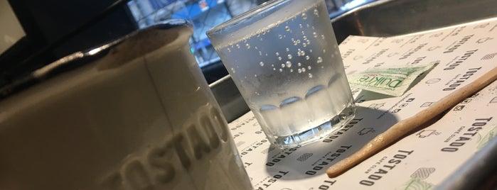 Tostado Café Club is one of Posti che sono piaciuti a Sabrina.