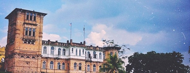 Kellie's Castle is one of Cameron Highlands.