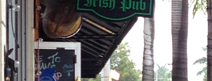 O'Brians Irish Pub is one of Meaghanさんのお気に入りスポット.