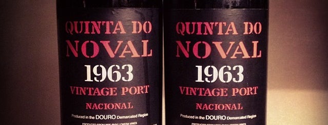 Quinta do Noval is one of Wine World.