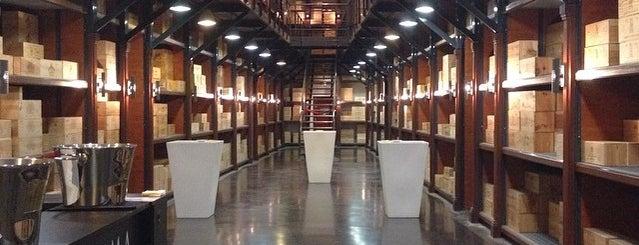 Millesima is one of สถานที่ที่บันทึกไว้ของ Jean-Marc.