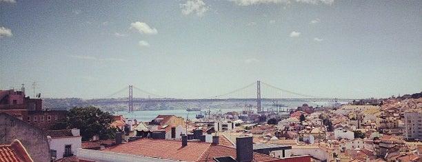 Park is one of Lisbon - favorites.