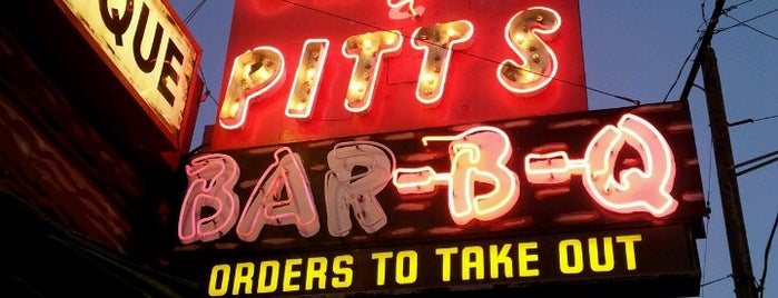 Chris' & Pitt's Restaurant is one of Places to go, things to do.