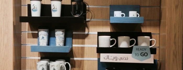 Caribou Coffee is one of Locais curtidos por AbdullaSD.