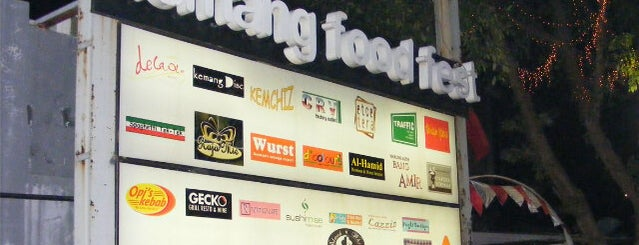 D'fest of Kemang is one of Food 1.
