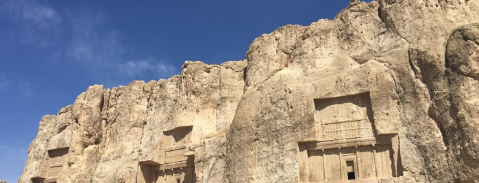 Naqsh-e Rostam (Necropolis) | نقش رستم is one of Summer 2016: CDG | IKA | FCO | ATH | MAD.
