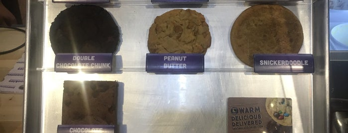 Insomnia Cookies is one of DC Restaurants.