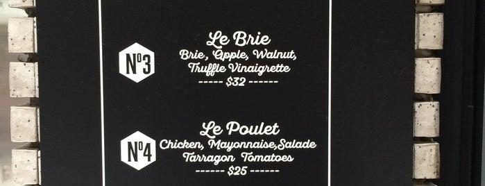 La Sandwicherie is one of Lieux sauvegardés par Teddy.