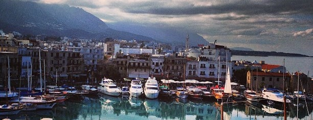 Kyrenia Old Harbour is one of Tempat yang Disimpan 📙📘.