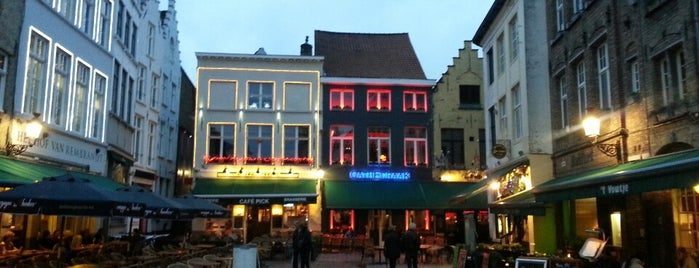 Eiermarkt is one of Lugares favoritos de Carl.