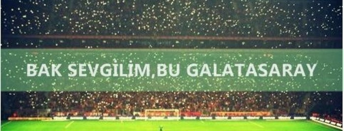 GALATASARAY is one of Vural 님이 좋아한 장소.