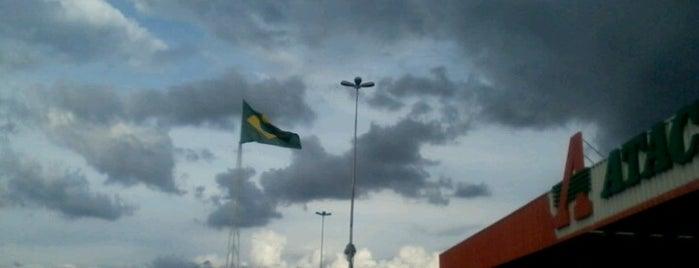 Atacadão is one of สถานที่ที่ Sergio M. 🇲🇽🇧🇷🇱🇷 ถูกใจ.