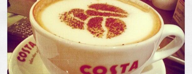 Costa Coffee is one of Dubai Food 6.
