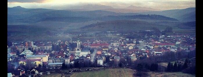 Bubeník is one of สถานที่ที่ Vladimír ถูกใจ.