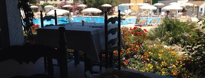 Hotel Nuraghe Arvu is one of Helena : понравившиеся места.