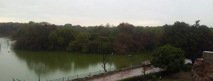 Hauz Khas Complex is one of Delhi.