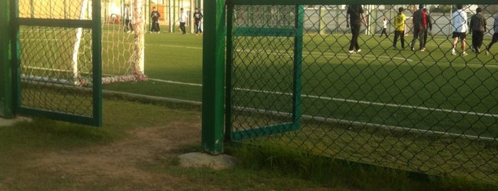 577726da9af ملعب الليجا is one of The 15 Best Places for Sports in Riyadh.
