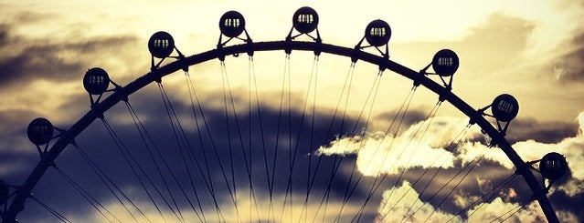 High Roller Observation Wheel is one of @MJVegas, Vegas Life Top 100.