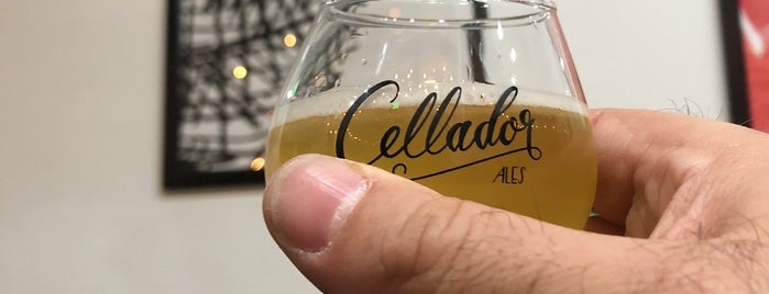Cellador Ales is one of Craft Breweries.