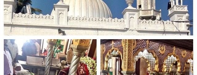 Haji Ali Dargah is one of India.