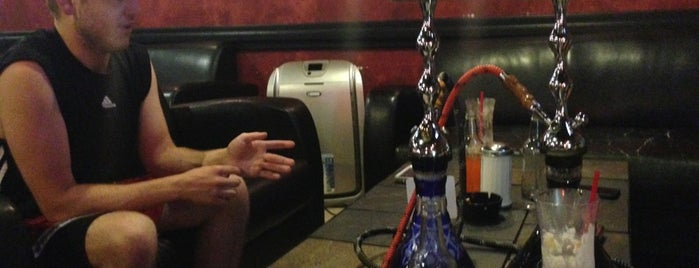 Midnight Hookah is one of late night hang out.