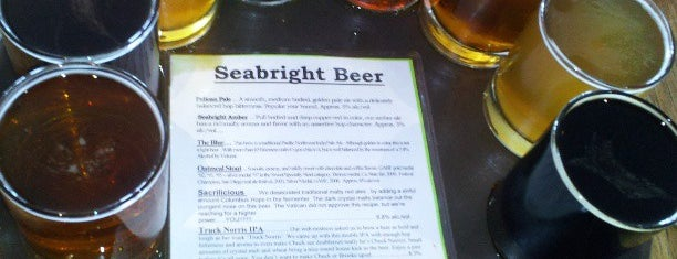 Seabright Brewery is one of Date Night Ideas.