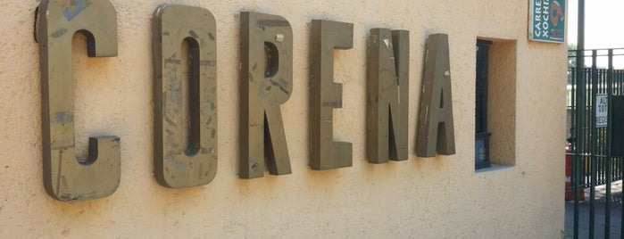 CORENA is one of Orte, die Georgina gefallen.