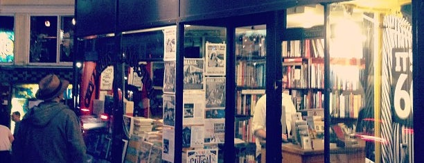 City Lights Bookstore is one of San Francisco's Best Bookstores - 2013.