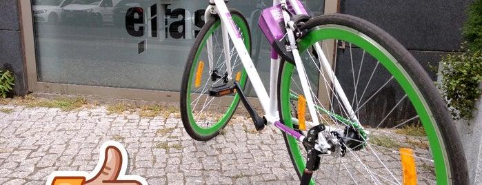 eifas Holding GmbH is one of Matthias : понравившиеся места.