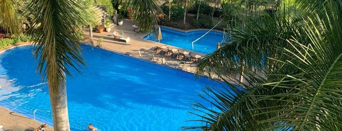 Costa Rica Marriott Hotel San Jose is one of Locais curtidos por Antonio Carlos.
