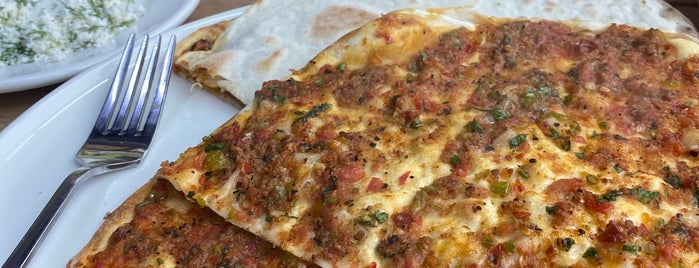 IRMAK PİDE VE LAHMACUN SALONU is one of Lugares guardados de Aydın.